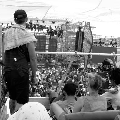 stage, LIB, Bradley, CA