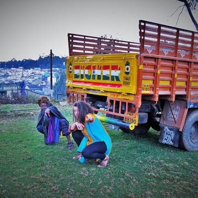Sunrise Truck, Ooty