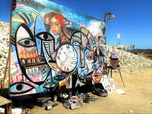 TimeisFake, LIB, Bradley, CA