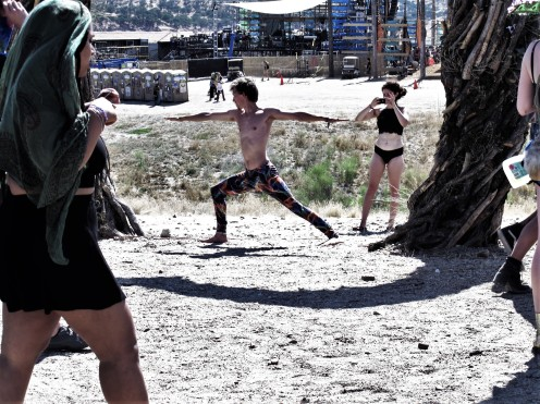 warrior, LIB, Bradley, CA