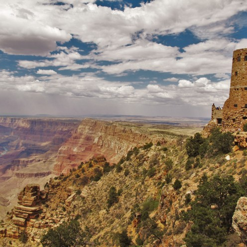 Watchtower, Grand Canyon